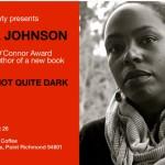 Dana Johnson postcard one-up